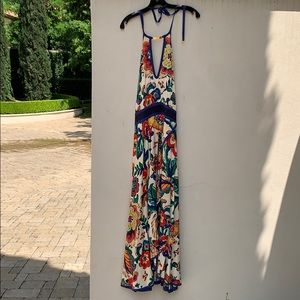 Tory Burch halter dress